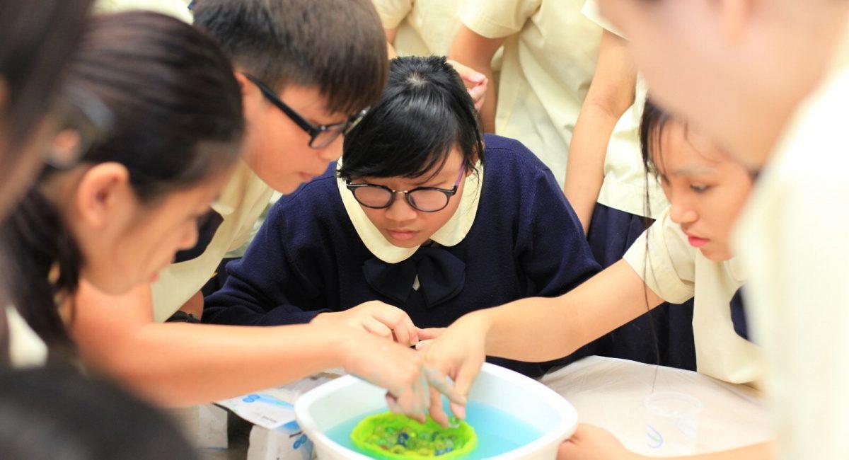 STEM學習活動 浮沉一瞬間